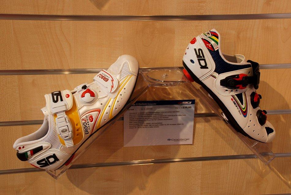 Sidi 2008 - Eurobike galerie 2007