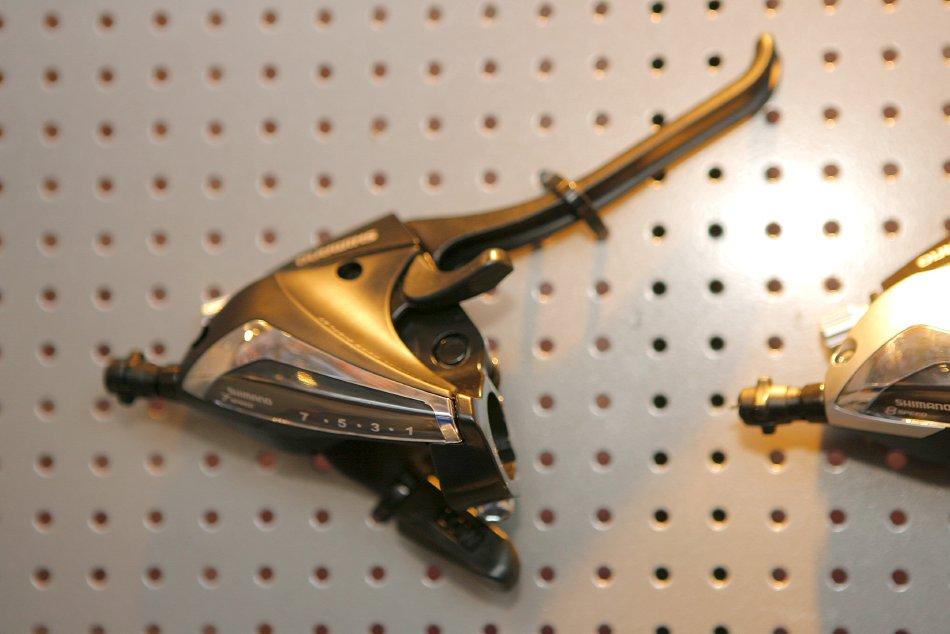 Shimano 2008 - Eurobike galerie 2007