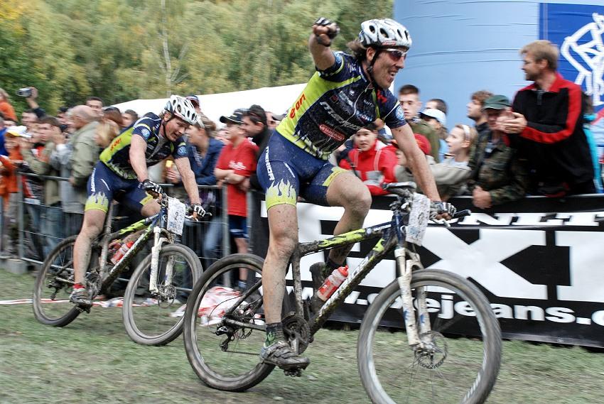 KPŽ Oderská mlýnice 2007 - Milan Spěšný vyhrává