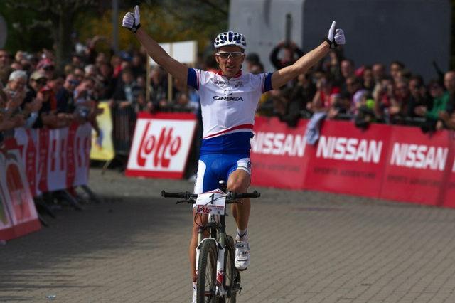 Loňské vítězství v Houffalize