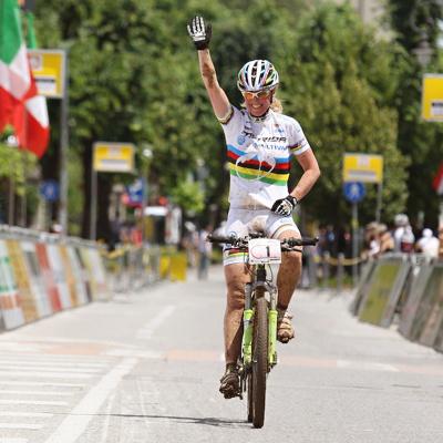 Mistrovství Evropy v bikemaratonu 2010