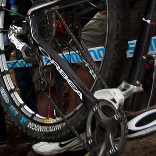 SP XC Dalby Forest 2010: Julien Absalon s jednopřevodníkem