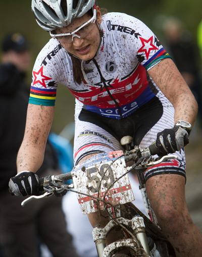 SP XC 2010 Houffalize: Tereza Huříková