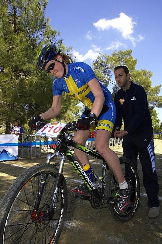 Sunshine Cup 2008, Mantra/Kypr 29.-2.3. - Alexandra Engen