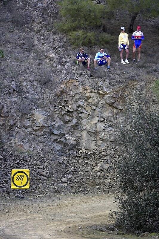 Sunshine Cup 2008, Mantra/Kypr 29.-2.3. - bikeři na rallye