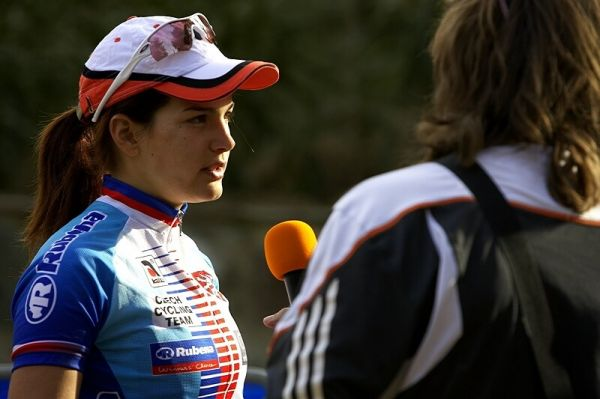 Sunshine Cup 2008, Mantra/Kypr 29.-2.3. - Tereza Hu��kov�