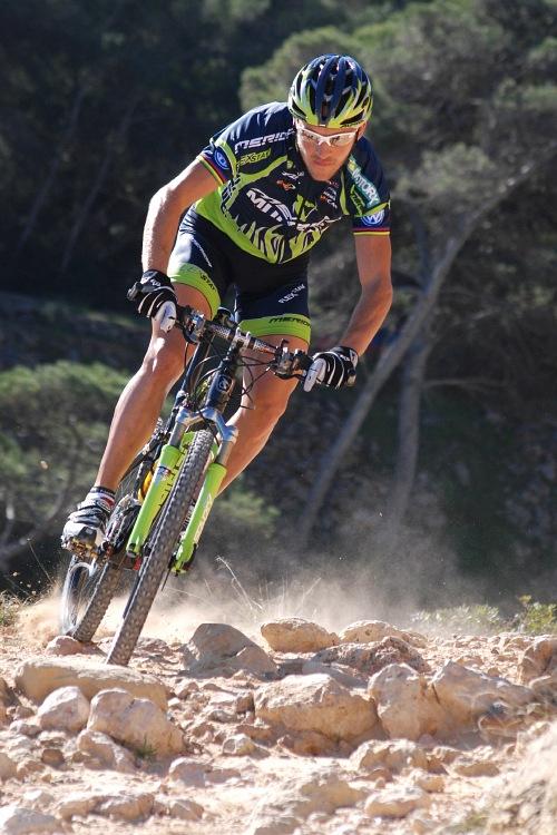 Merida Camp 2008, Mallorca - Ralph bokem