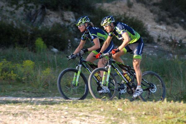 Merida Camp 2008, Mallorca - Gunn Rita a Jose