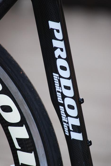 Prodoli - kola týmu Sportful.cenytisku.cz pro rok 2008