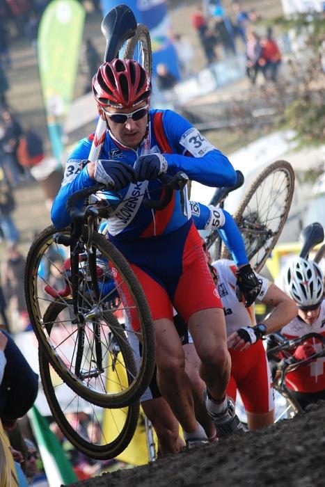 MS CX 2008 Treviso - Slovensk� reprezentant Milan Bar�nyi
