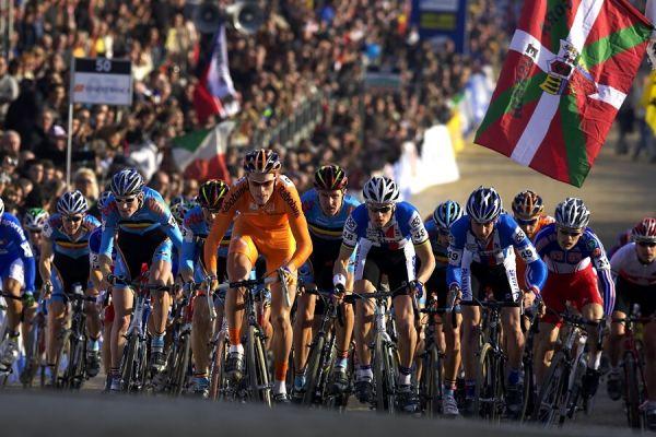 MS cyklokros 2008, Treviso - Itálie 27.1. - Odstartováno