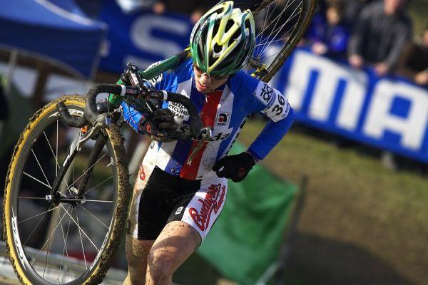 MS cyklokros 2008, Treviso - Itálie 27.1. - Pavla Havlíková