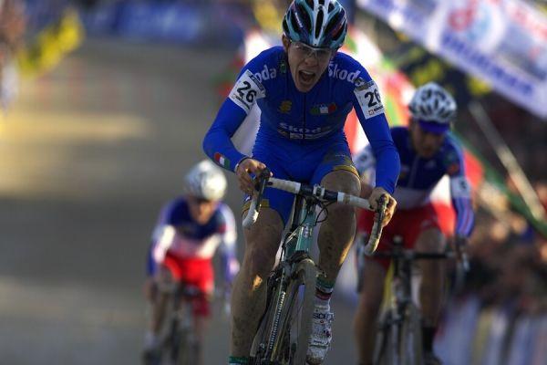 MS Cyklokros 2008, Treviso - Itálie 26.1. - bronz pro domácího hrdinu Cristiana Comelliho