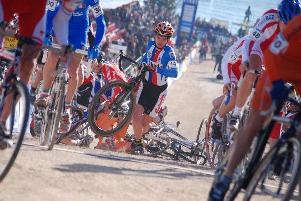MS CX Treviso 08 - Jakub Friml obětí pádu