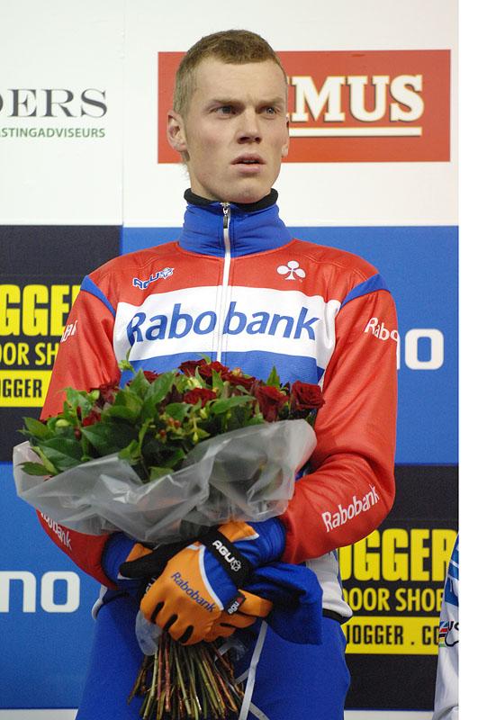 Světový pohár cyklokrosařů v Hoogerheide, 20.1. 2008, foto: Frank Boden Müller, MTBSector.com