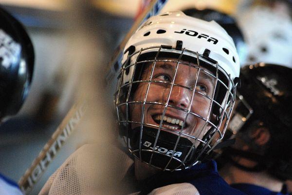 Hokejový turnaj ve Vimperku 9/12/07 - Kristián Hynek