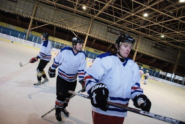 Hokejový turnaj ve Vimperku 9/12/07 - Pavel Zerzan