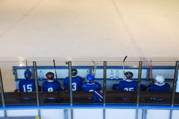 Hokejov� turnaj ve Vimperku 9/12/07 - �S MTB Juniors