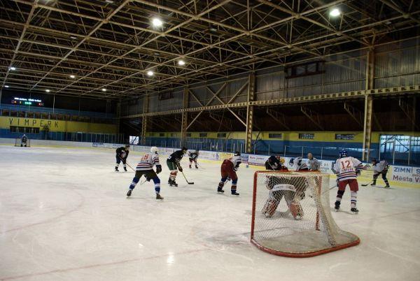 Hokejov� turnaj ve Vimperku 9/12/07