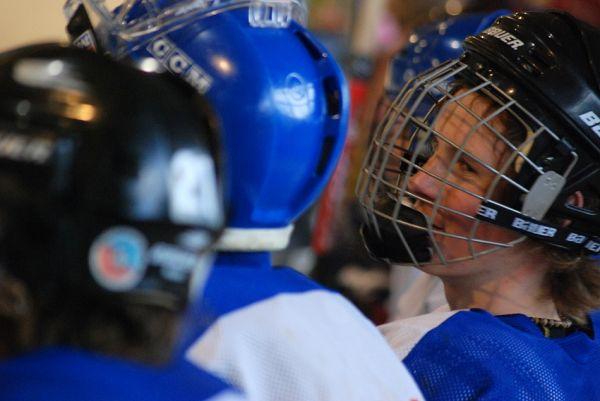 Hokejový turnaj ve Vimperku 9/12/07 - Josef Kamler