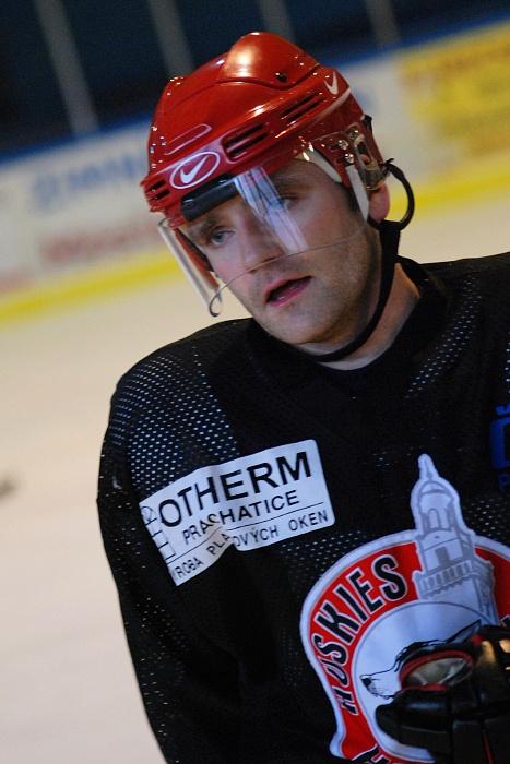 Hokejový turnaj ve Vimperku 9/12/07 - Jirka Vávra