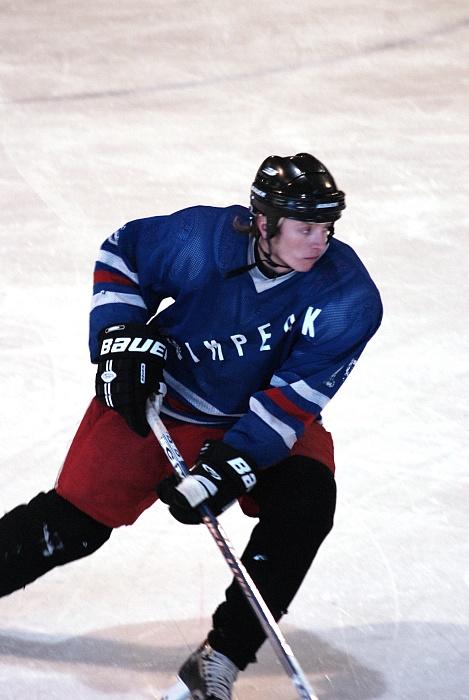 Hokejov� turnaj ve Vimperku 9/12/07 - Pavel Zerzan