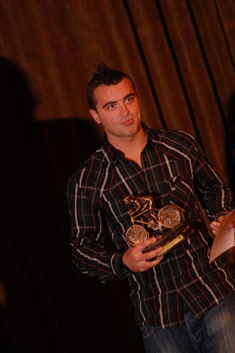 Král cyklistiky 2007 - nejlepší bikrosař Michal Prokop