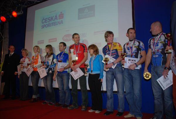 Finálový večer KPŽ - nejlepší půlmaratonci ze svých kategorií