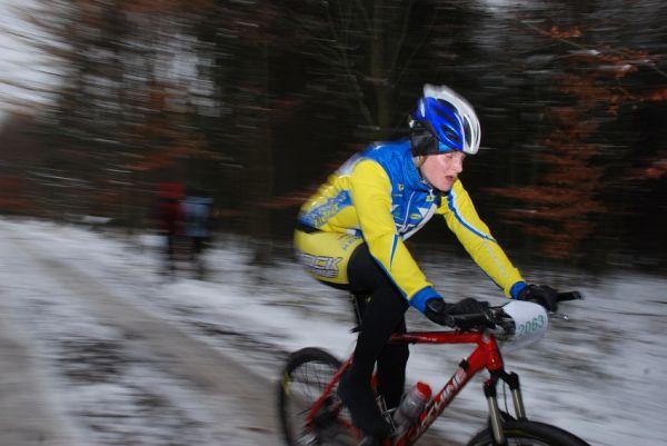 Giro Winter Trans Brdy 07 - Dagmar Svěráková