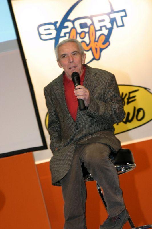Sport Life 8.-11. 2007 Brno - n�ru�iv� cyklista profesor MUDr. Pavel Pafko