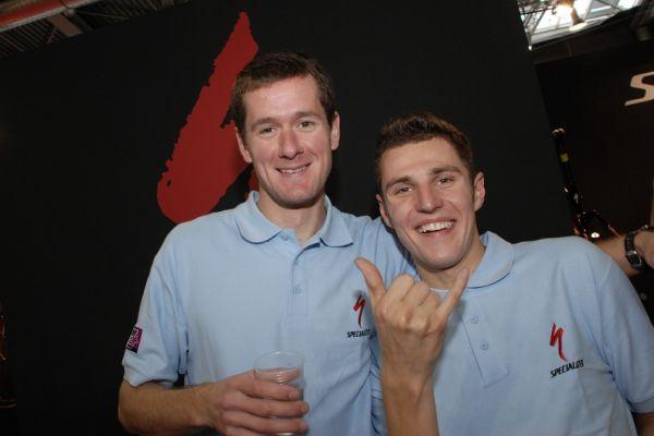 Sport Life 07 - Specialized Boys: Tomáš Trunschka & Jarda Kulhavý