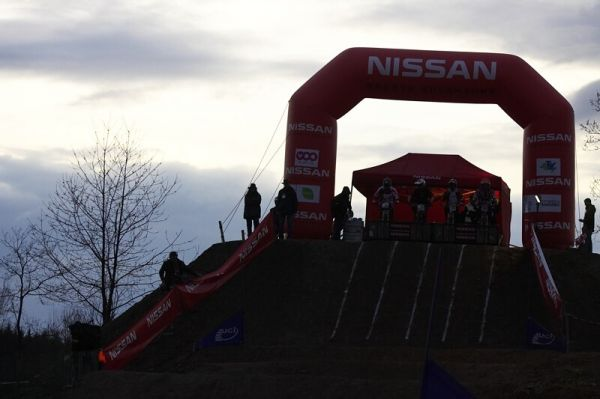 Nissan 4X Event - Houffalize 19.4.2008
