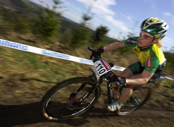 Nissan UCI MTB World Cup XC #1 - Houffalize 20.4.2008 - Pavla Havlíková