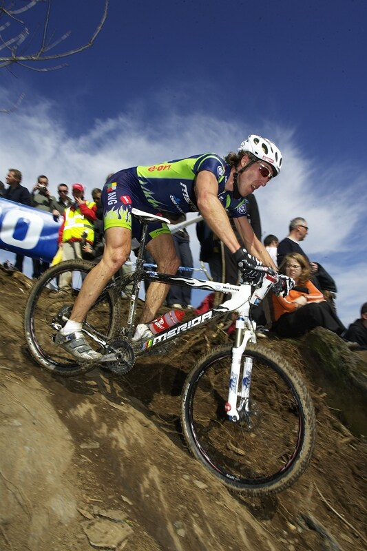 Nissan UCI MTB World Cup XC #1 - Houffalize 20.4.2008 - Milan Sp�n�