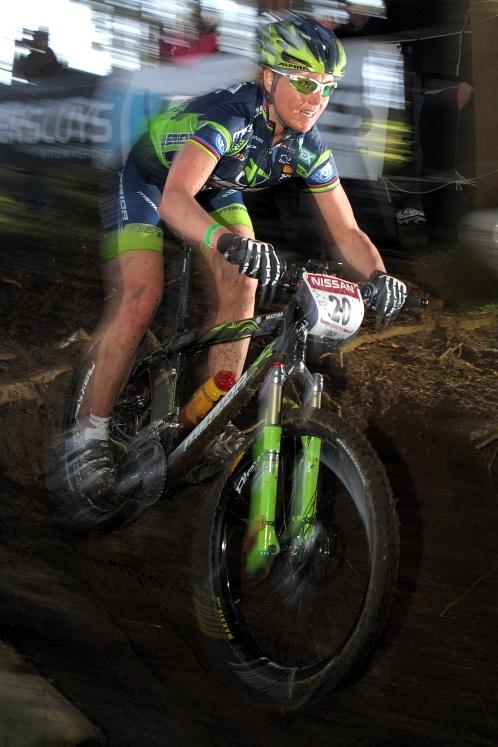 SP XC #1 2008 Houffalize - Gunn Rita Dahle