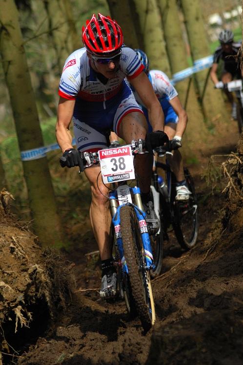 SP XC #1 2008 Houffalize - Jaroslav Kulhavý