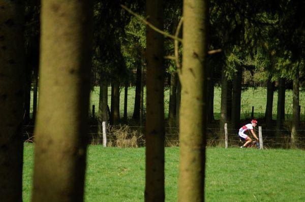 """SP XC #1 2008 Houffalize - """"Kde je Spěšník?"""""""