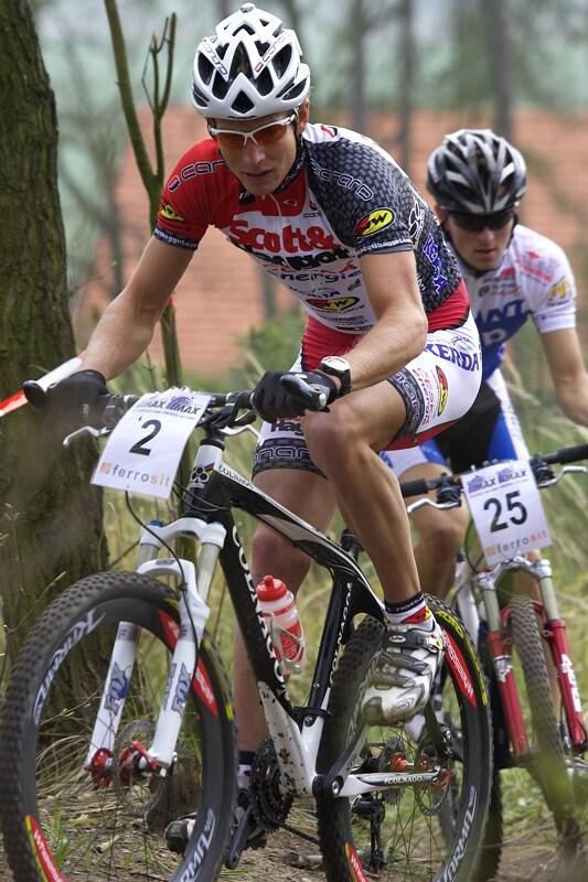 ČP XC #1 Pardubice 2008 - Kristián Hynek