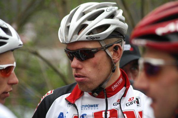 ČP XC #1 Pardubice 2008 - sešitý Tomáš Vokrouhlík
