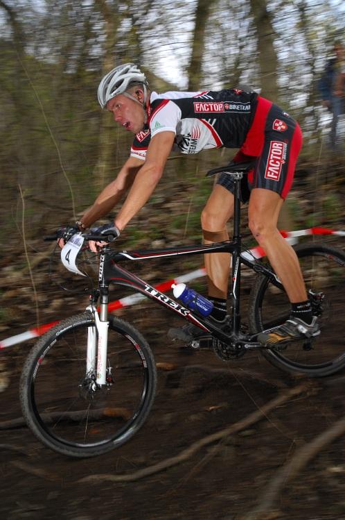 ČP XC #1 Pardubice 2008 - Tomáš Vokrouhlík