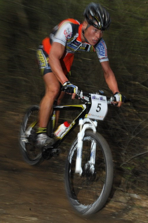 ČP XC #1 Pardubice 2008 - Filip Eberl