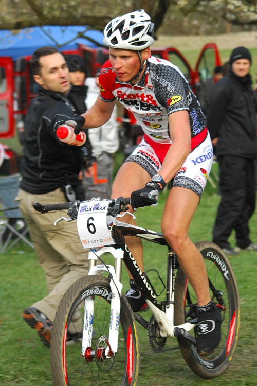 ČP XC #1 Pardubice 2008 - Matouš Ulman