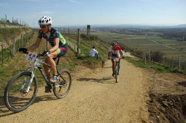 XC C1 Langenlois 08 - Martin Loo a Pavel Boudn�