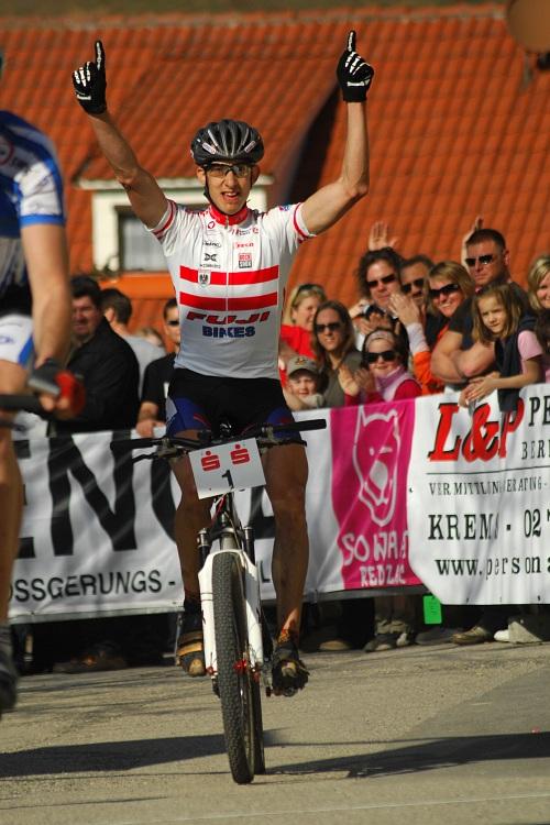 XC C1 Langenlois 08 - Christoph Soukup vítězí