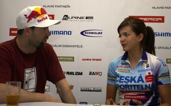 �esk� spo�itelna MTB 2008 - rozhovor pro den�k Sport vedl Ale� Valenta