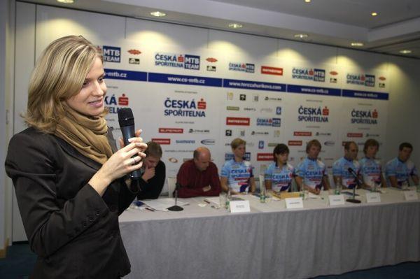 Česká spořitelna MTB 2008 - Veronika Daďová