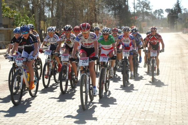 SP XCM #1 Manavgat 2008 - start žen
