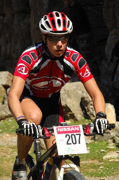 SP XCM #1 Manavgat 2008 - Finka Carina Ketonen na Authoru