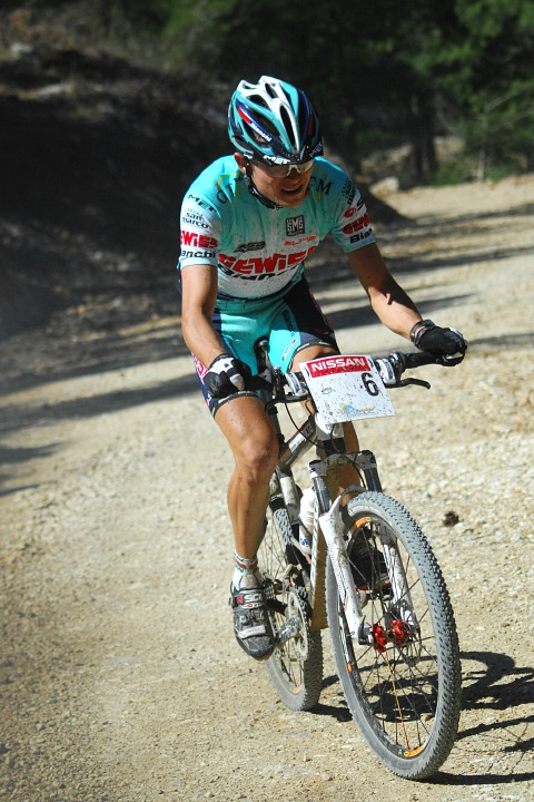 SP XCM #1 Manavgat 2008 - Leonard Paez