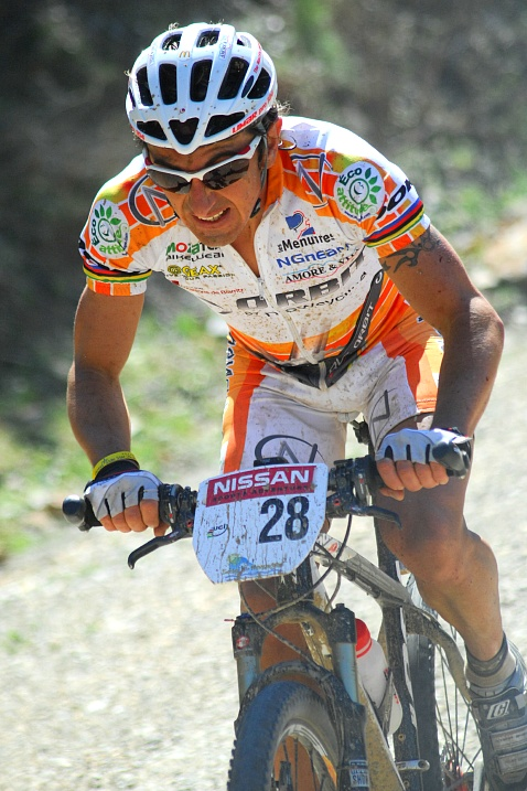 SP XCM #1 Manavgat 2008 - Miguel Martinez